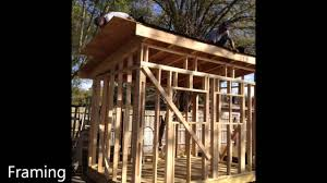 Storage Shed Plans 8x12 by 8x12 Modern Shed Build From Icreatables Shed Plans Youtube