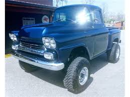 1958 GMC Pickup For Sale | ClassicCars.com | CC-1082928 Customer Gallery 1955 To 1959 Gmc Pickup Classics For Sale On Autotrader 55 56 57 58 59 Chevy Truck Factory Assembly Manual Book Ebay Gmcs Ctennial Happy 100th Photo Image Trucks Parts Clever Gmc Autostrach Filegmc 7000 8097245888jpg Wikimedia Commons 58gmcs 1958 Truck Task Force Pinterest High School Booster Car Show 917 The Has Been In Chevrolet Ck Wikipedia Surrey Fire Fighters Association Website Historical Antique Society Chevy Apache Man This Is Nicesilver Great But Again The Cadian 3100 Pick Up Youtube