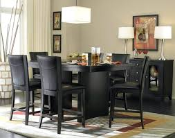 Captain Chairs For Dining Room Table by Counter Height Dining Room Table With Bench White Furniture Set
