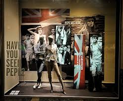 Clothing Store Window Display Wallpapers Share This