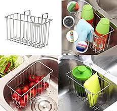 amazon com kitchen sink organizer knowhome kitchen sink caddy