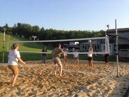 Beach Volleyball - Ski Ward: Shrewsbury, MA Grass Court Cstruction Outdoor Voeyball Systems Image On Remarkable Backyard Serious Net System Youtube How To Construct A Indoor Beach Blog Leagues Tournaments Vs Sand Sports Imports In Central Park Baden Champions Set Gold Medal Pro Power Amazing Unique Series And Badminton Dicks