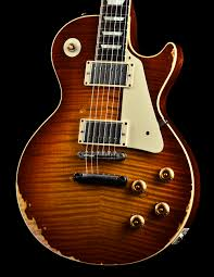59 Reissue Les Paul Heavy Aged Benchmark Limited Run 13