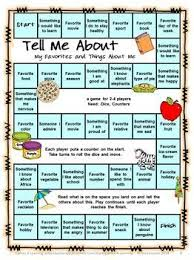 Kids Group Activities Back To School Board Games FREEBIE Is A Collection Of 3 Printable