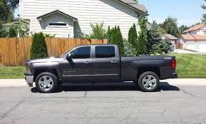 Your New 2014 - How Does It Compare? - 2014 - 2018 Chevy Silverado ...