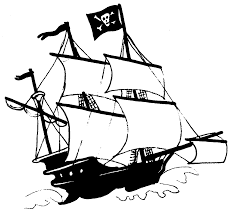 100 Design A Pirate Ship Free Outline Download Free Clip Rt Free Clip