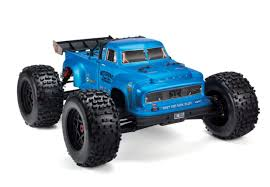 100 Monster Trucks Rc Arrma 18 NOTORIOUS 6S BLX 4WD Classic Stunt RC Truck Blue