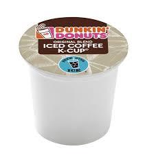 Iced Coffee K Cup
