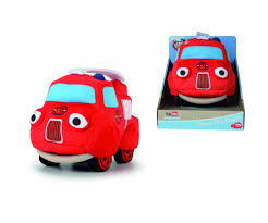 100 You Tube Fire Truck Heroes Of The City Fiona Engine Soft Toy Heroes Of The City
