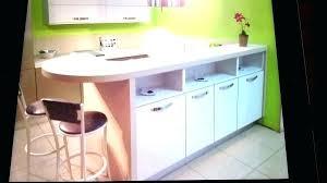 dessiner ma cuisine plan de travail cuisine avec rangement plan de travail pour bar de