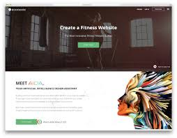 24 Best Website Builders For Gym & Fitness 2019 - Colorlib