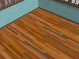 Restaining Wood Floors Without Sanding by 4 Ways To Refinish Wood Floors Wikihow