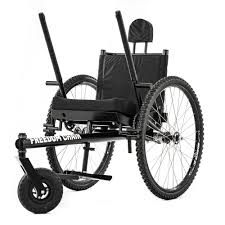 grit freedom chair off road wheelchair by grit