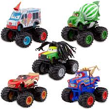 Monster Truck Mater Deluxe Figure Set | ShopDisney