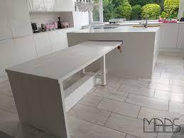 köln ikea küche mit adak white quarz arbeitsplatten
