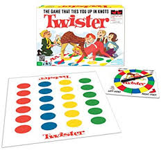 Amazon Classic Twister Toys Games