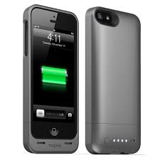 iPhone 5 5S SE Mophie Juice Pack Helium Battery Case