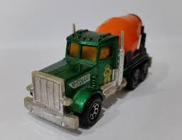 100 Toy Peterbilt Trucks Cement Truck 80 Vintage S