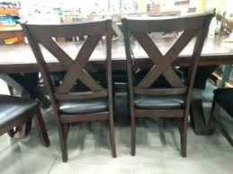 4 Seater Dining Table And Chairs Round Size Wooden Designs 9 Piece Set Furniture Room Astonishing Dini
