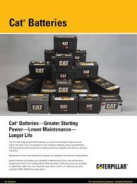 CAT Brand Batteries | Battery (Electricity) | Galvanic Cells How To Charge A 24 Volt Battery System On D Series Mci Motorcoach Batteries Bas Parts To Get Into Hobby Rc Upgrading Your Car And Tested Expert Advice Clean Corroded Battery Terminals Cat Brand Electricity Galvanic Cells Enviro A New Option For Cars Starting Batteries Used In Cars Trucks Are Designed Turn Over Truck San Diego Deep Cycle Store Best Jump Starter Reviews Buying Guide 2018 Tools Critic Used Prices Beautiful Antigravity Uk Lithium