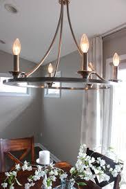 it s a grandville new kitchen chandelier goodbye swag