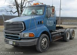 2001 Sterling 9500 Semi Truck | Item DC7406 | SOLD! March 15...