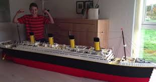 Lego Ship Sinking 2 by 14 Lego Ship Sinking 2 Poseidon Creation By Gabrielauger On