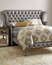 Roma Tufted Wingback Bed by Fascinating Tufted Wingback Headboard 135 Tufted Wingback