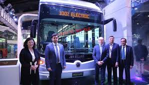 jbm solaris launches its 100 electric series eco