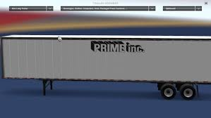 100 Prime Inc Trucking Phone Number Inc Dry Van ATS ATS Mods American Truck Simulator Mods