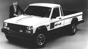 100 Good Truck Names Who Thought A Jeep Named Comanche Eliminator Was A Idea