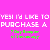 With The 7 Day Sampler Youll Easily Figure Out Which Shakeology Flavors You Love Most