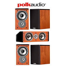 VIDEO Review Polk Audio 5 0 Speaker System with 4 TSi100