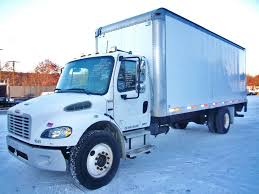 2003 Freightliner M2 Single Axle Box Truck For Sale By Arthur Trovei ...
