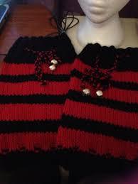 black and red leg warmers u2014 weasyl