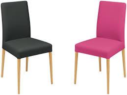 chaises rembourr es housse de chaise en simili cuir maison design hosnya com