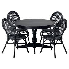 Dining Room Chairs Walmart by Black Round Dining Table Set Walmart 7 Piece Room Clearance Canada