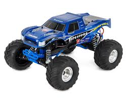 100 Dc Toy Trucks Traxxas Bigfoot 110 RTR Monster Truck Firestone TRA360841