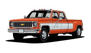100 Chevy Dually Trucks To Mark A Century Of Building Trucks Names Its Most