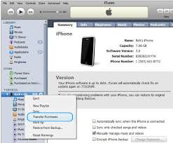 How to transfer Apps Contacts Songs Data and Games from iPhone