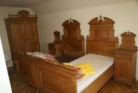 betten antike möbel len willhaben