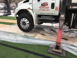 100 Vendor Trucks CU Sports Turf On Twitter This Is Why We Put A Bladder Under
