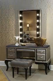 manificent wonderful vanity set with lights for bedroom bedroom
