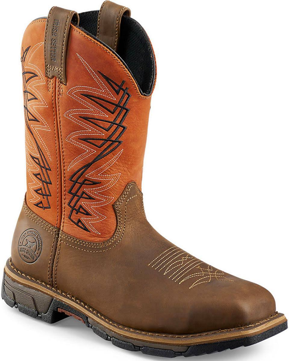 "Irish Setter Work Men's 83911 Marshall 11"" Work Boot"
