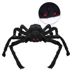 Shake Dem Halloween Bones Download by Amazon Com Verkb Halloween Creepy Giant Spider Decor 75cm Scary