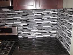 Kitchen Backsplash Ideas With Dark Oak Cabinets by Kitchen Backsplash Glass Tile Designs Luxurious Tiles For