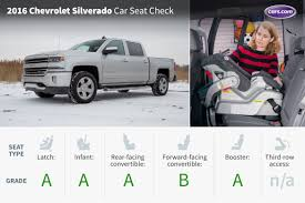 100 Chevrolet Truck Seats 2016 Silverado Crew Cab Car Seat Check News Carscom