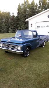 My 1961 Mercury M-100 Unibody! My Dads First Truck. It Was Sold And ...