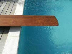 Custom Wood Diving Boards Are High End Designed By Belgium Based Mikel Tube Made Locally And Shipped Worldwide For Swimming Pools Boats
