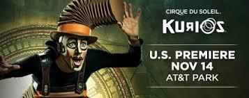 Cirque Du Soleil Cabinet Of Curiosities Seattle by Theater Preview Kurios U2013 Cabinet Of Curiosities Cirque Du Soleil